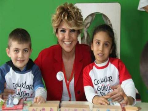 Çocuklar Gülsün Diye Derneği, Şanlıurfa'da anaokulu açıyor!