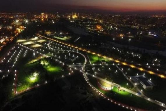 Adana'nın ilk millet bahçesi tamamlanıyor!