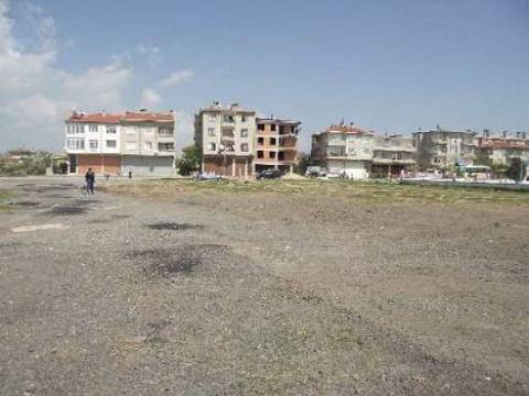 Tekirdağ Muratlı'da yeni antrenman ve ısınma sahası yapımına başlandı!