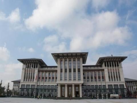 Cumhurbaşkanlığı Sarayı Cami inşaatı son durum!