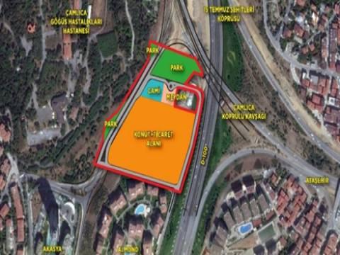 TOKİ Üsküdar Bulgurlu'da yeni proje yapacak!
