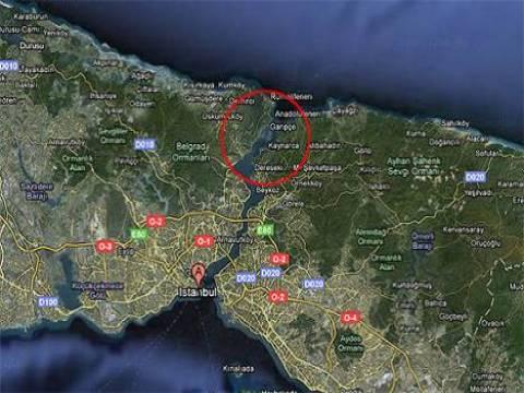 Kuzey Marmara Otoyolu inşaat çalışmaları hızla sürüyor!