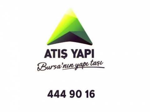 Atış Yapı Bursa'da 800 konut inşa edecek! Yeni proje!