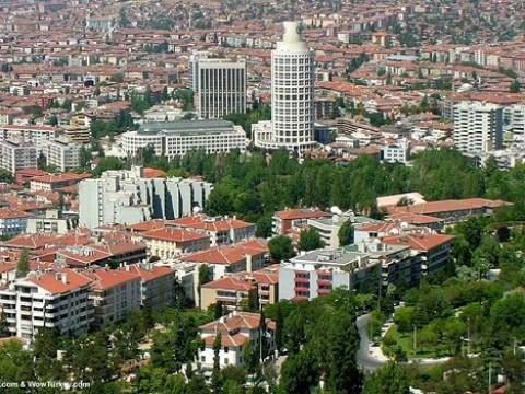 Ankara Çankaya'da satılık 12 dükkan 8.1 milyon TL'ye!