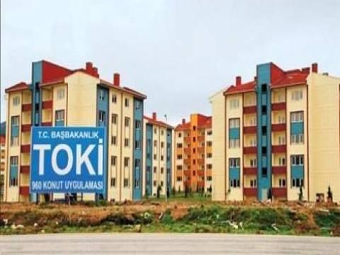 TOKİ Kırıkkale Merkez Yenimahalle 1. Etap 2.Kısım başvuruları başlıyor!