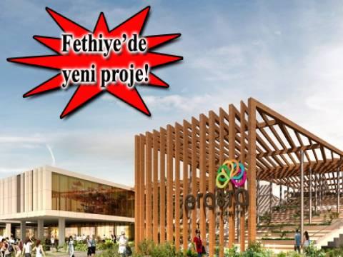 Erasta Fethiye AVM'de kiralamalar Ocak 2014 yılında başlayacak!