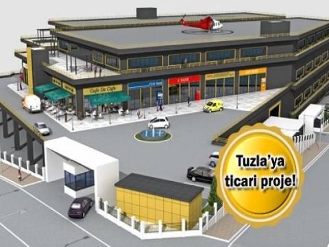 Tuzla Plus projesi Ak İnşaat imzasını taşıyor!