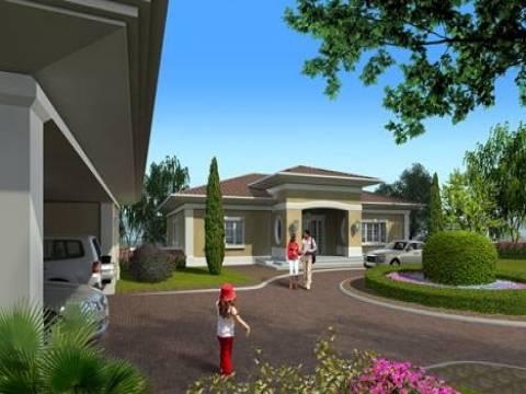 İki katlı villa konseptinde yeni dönem!