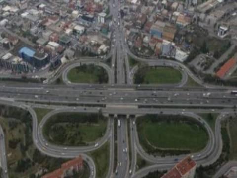 İstanbul bayramda boşaldı, trafik rahatladı!