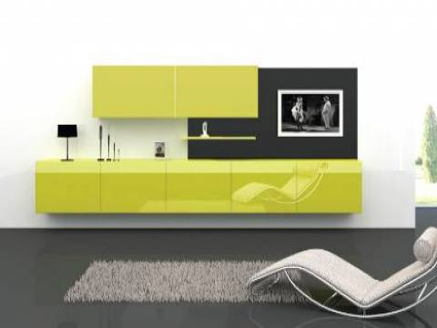 Kastamonu Entegre ayna parlaklığında mobilya kombinasyonları!
