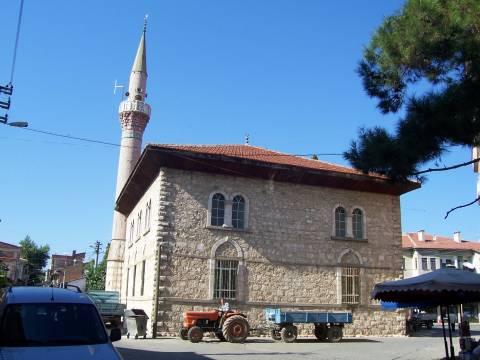 Bursa Voyvoda Cami restorasyon çalışmaları başladı!