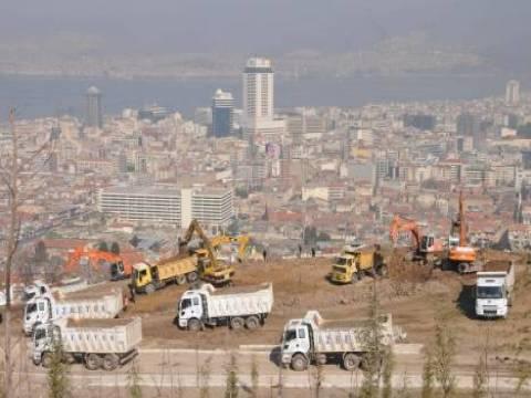 İzmir'de kentsel dönüşüm çalışmaları hızla ilerliyor!
