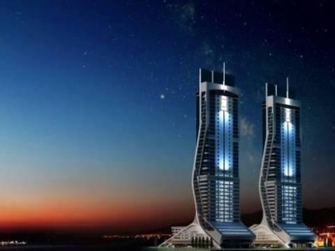 İzmir Folkart Towers adres!