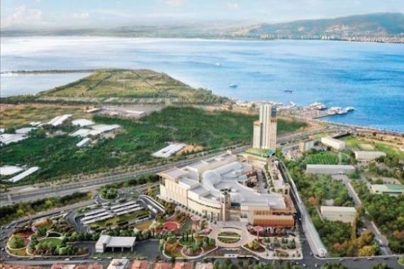 İzmir İstinye Park AVM için İDK toplantısı yapılacak!