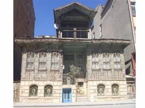 Bilecik Cumhuriyet Mahallesi'ndeki tarihi bina onarım bekliyor!