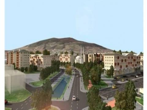 Bursa Osmangazi'de kentsel dönüşüm başlıyor!