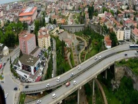 Trabzon'da kentsel dönüşüm devam ediyor!