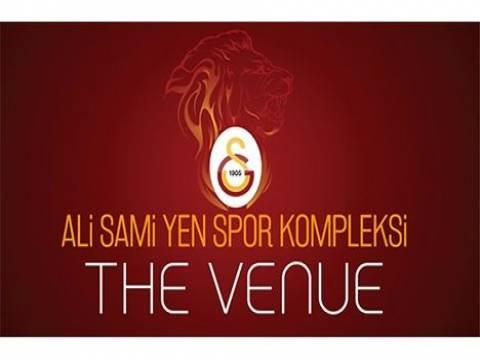 İşte Galatasaray'ın yeni mabedi The Venue!