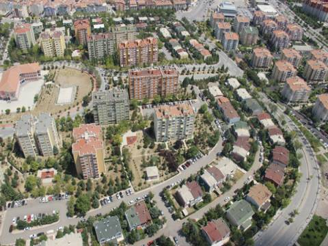 Ankara Bağlıca Mahallesi'nin değeri gitgide artıyor!