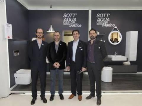 İsvea artık Türk banyolarında!