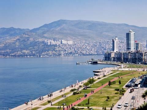 İzmir'in hangi ilçesinde fazla konut satıldı?