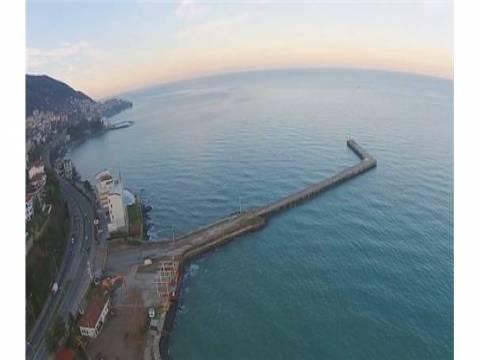 Ordu Limanı'na seyir terası, restoran ve gezinti alanı inşa edilecek!