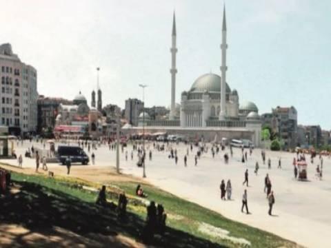Taksim Camii'sinin mimarı Şefik Birkiye!