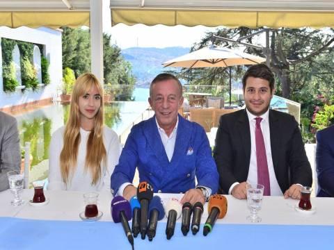 Ali Ağoğlu, Ampute Milli Futbol Takımı'na daire hediye etti!