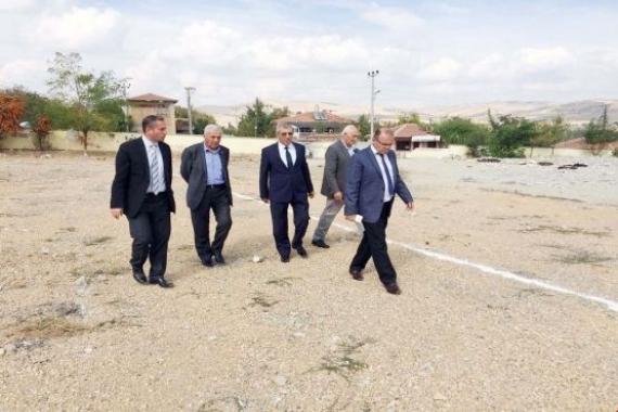 Kırıkkale Keskin Öğretmenevi inşaatı son durum!