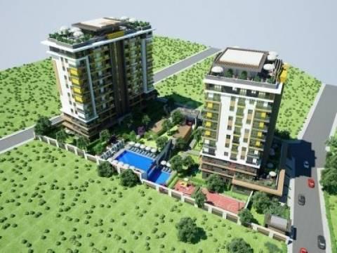 City Hill Sancaktepe nerede inşa ediliyor?