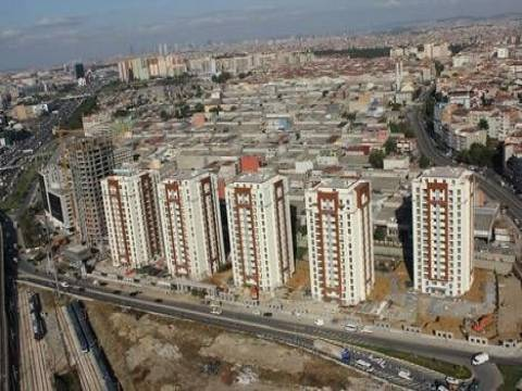 İstanbul'un deprem riski olan üç ilçesinde dönüşüm çalışmaları!
