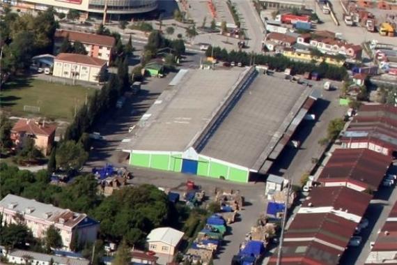 Sakarya Erenler'deki hal tesisleri satılıyor! 38.2 milyon TL'ye!