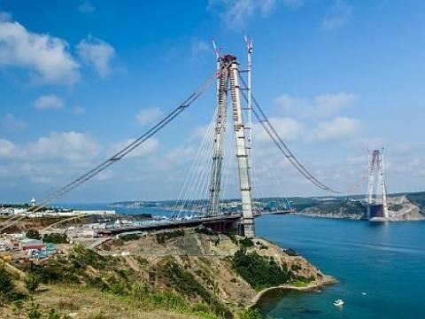 Türkiye mega projelerden vazgeçmedi!