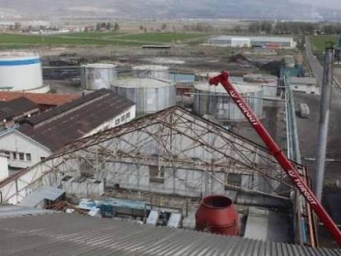 Kayseri Şeker Fabrikası yenilenecek!