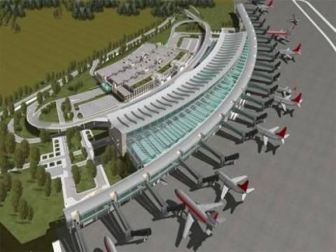 Çukurova Havalimanı 2016 yılında tamamlanacak!