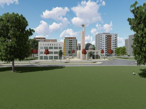TOKİ Antalya Serik'te yeni bir mahalle inşa ediyor!