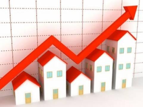 Türkiye'de ortalama reel konut fiyatları yüzde 6.4 yükseliş gösterdi!