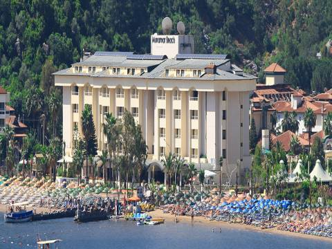 Katar Şeyhi, Marmaris Munamar Oteli'i 15 milyon dolara satın aldı!