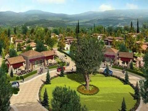 Toskana Orizzonte villaları yüzde 1 KDV'li satışları devam ediyor!