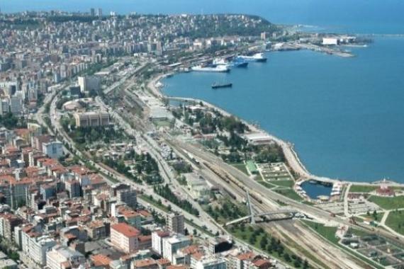 Samsun İlkadım'da satılık arsa! 13.5 milyon TL'ye!