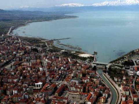 Beyşehir Gölü kıyısında dev proje yapılacak!