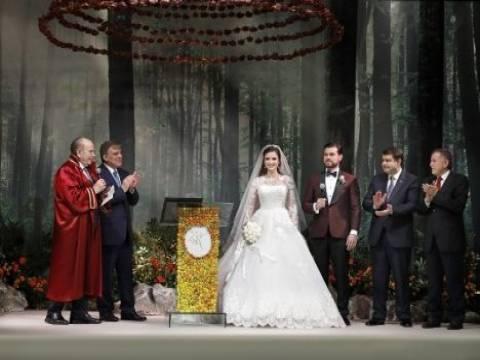 Aziz Torun'un kızı Zeynep Torun, Kaan Dural ile dünya evine girdi!