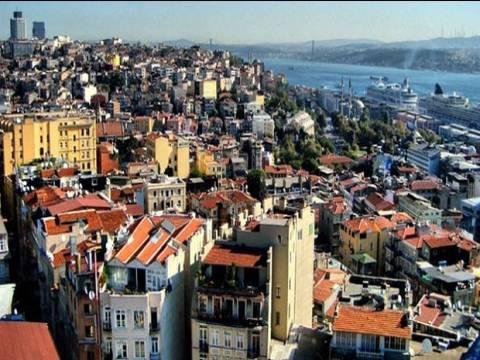İstanbul'da sanayi alanları yerini lüks konutlara bırakıyor!