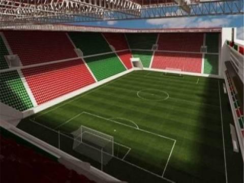 Karşıyaka Stadı'nın zemini yenilenecek!