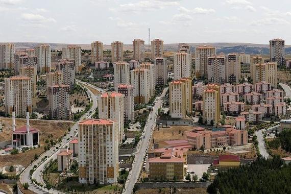 Türk halkı harcamalarının 3'te 2'si konuta yapılıyor!