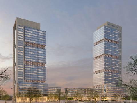 Halk GYO İstanbul Finans Merkezi Kuleleri yüklenici ihalesi tamamlandı!