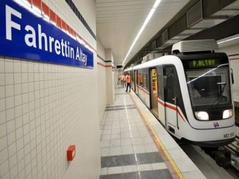 İzmir metrosu uzatılıyor!