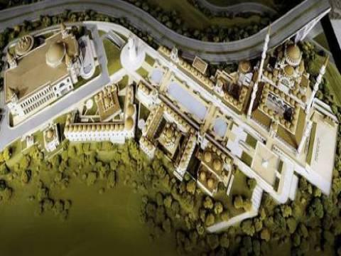 Ankara'da Kuzeykent Merkez Camii ve Külliyesi inşa ediliyor!