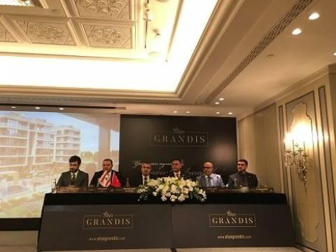 Alya Grandis'in lansmanı gerçekleştirildi! 36 ay 0 faiz!