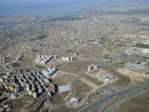 Kocaeli Belediyesi'nden Çayırova'da 10.4 milyon TL'ye satılık arsa!